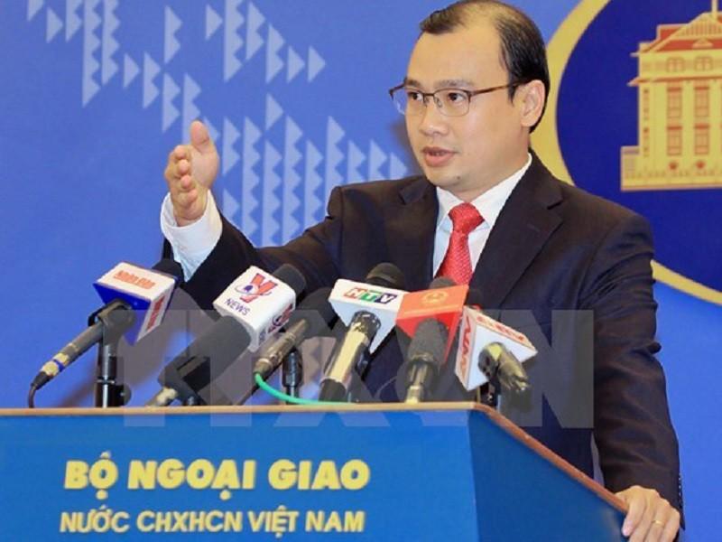 Bộ Ngoại giao lên tiếng về việc Trung Quốc kêu gọi 'chuẩn bị chiến tranh trên biển' - ảnh 1