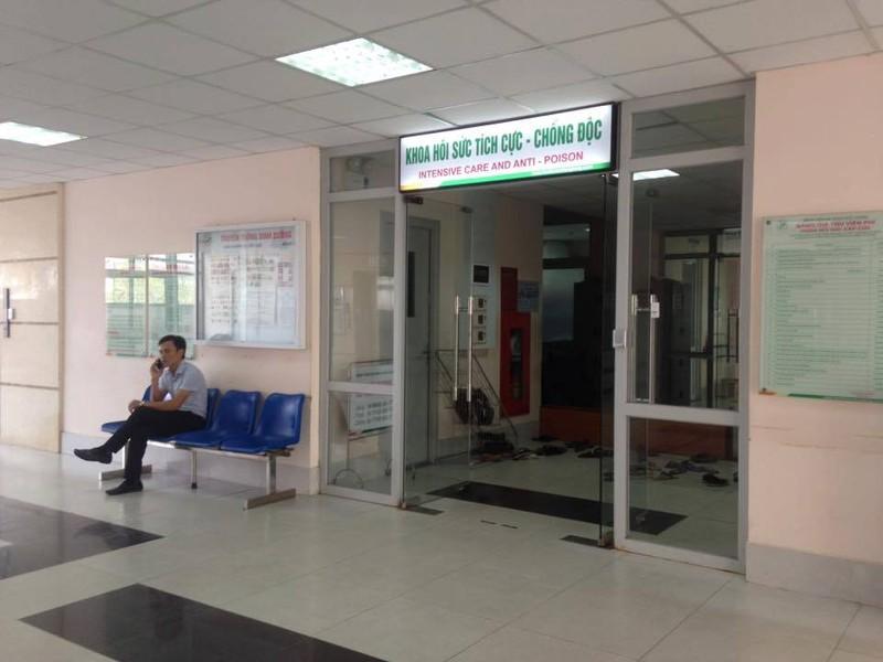 Bệnh viện nơi nạn nhân bị ngạt khí độc máy phát điện điều trị
