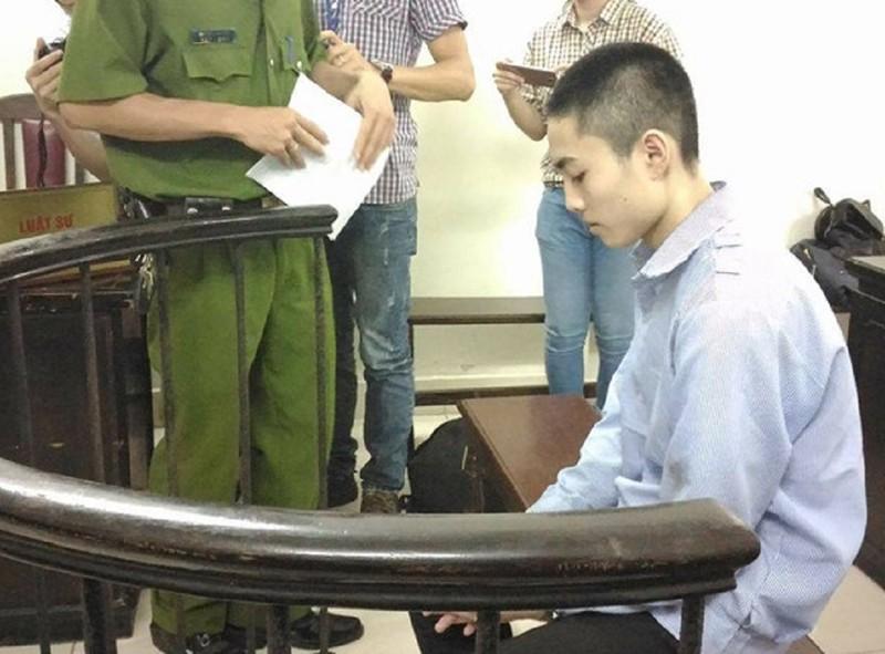 Vũ Văn Bình tại phiên tòa ngày 24-5