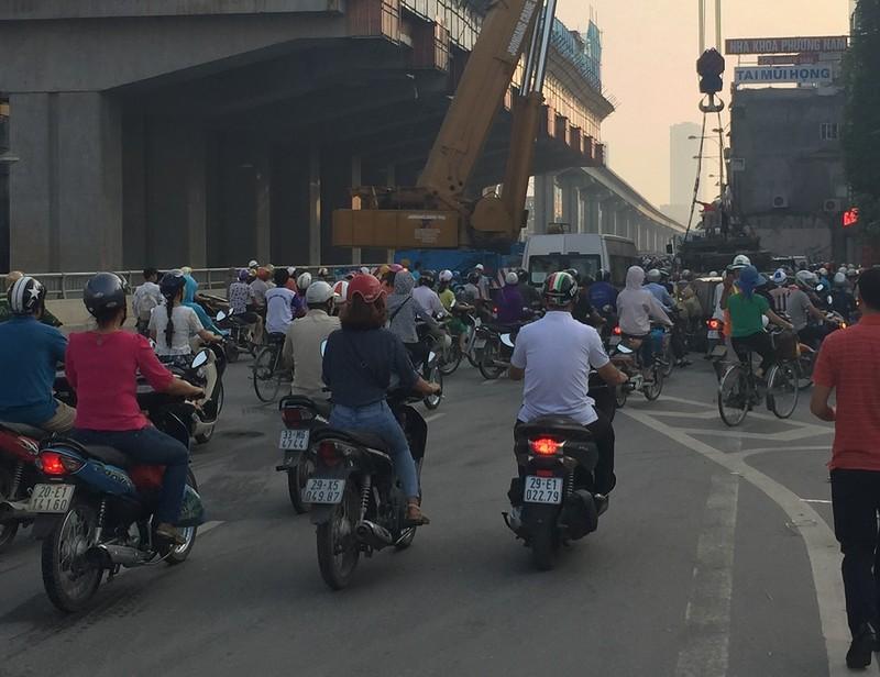 Nhà thầu đường sắt Cát Linh - Hà Đông bị phạt 30 triệu - ảnh 2