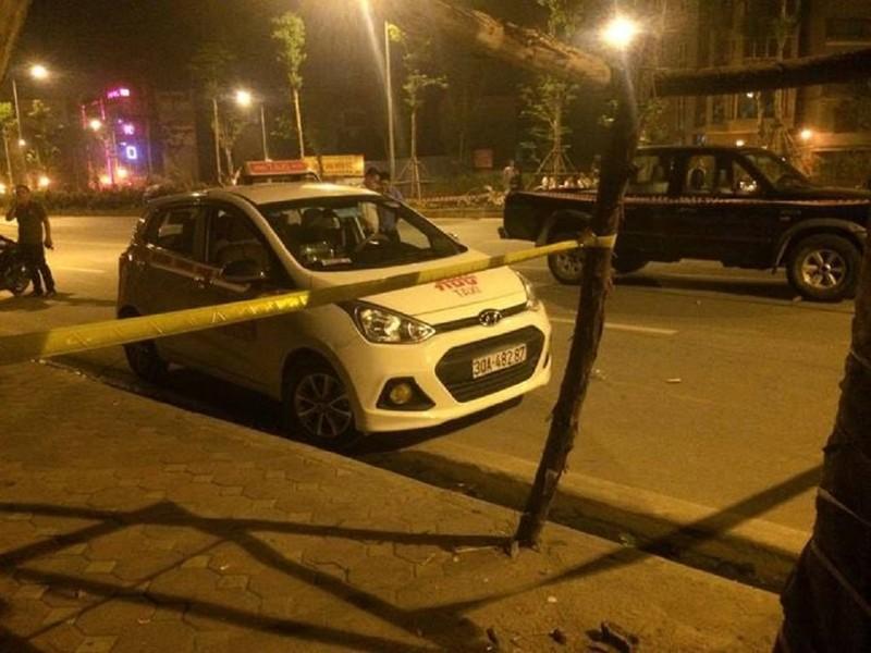 Tấn công tài xế taxi cướp tài sản - ảnh 1