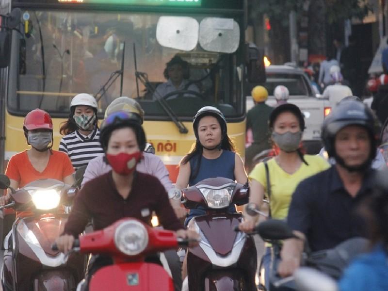 Đường Kim Mã bị cấm 1 chiều, giao thông hỗn loạn - ảnh 6