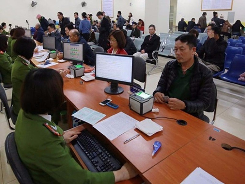 Bộ Công an cấp thị thực điện tử cho người nước ngoài - ảnh 1