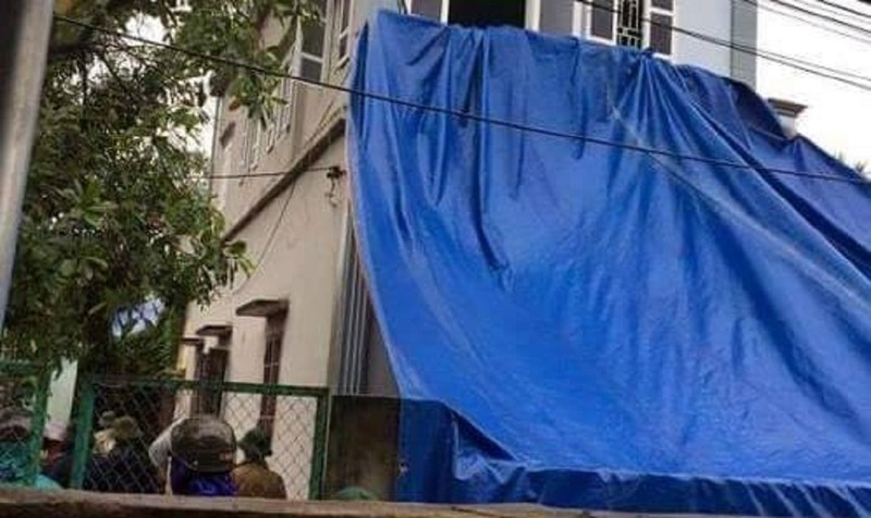 Vợ đi lao động nước ngoài trở về bị đâm chết - ảnh 1