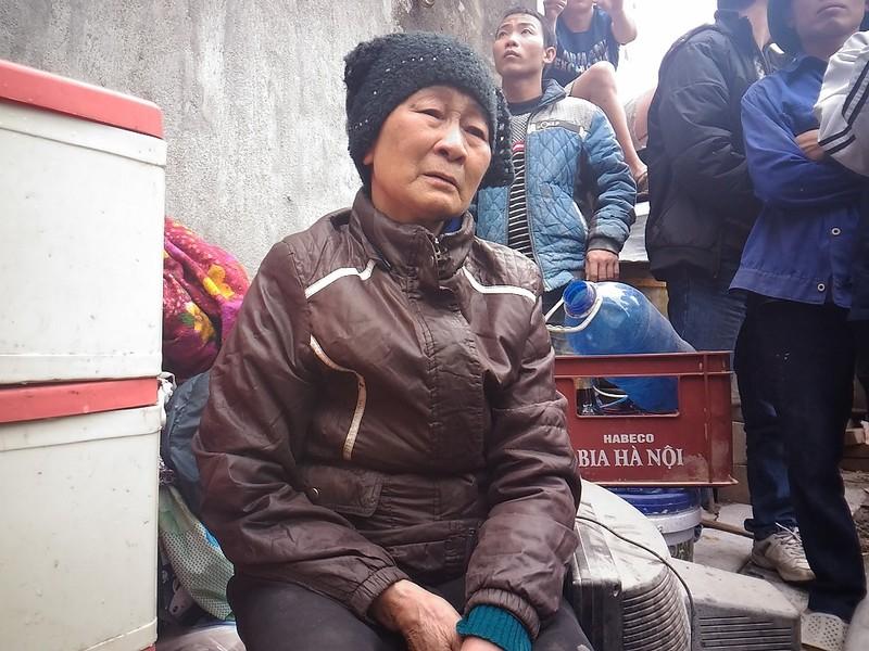 Cận tết, 'bà hỏa' thiêu rụi một căn nhà tại Hà Nội - ảnh 8