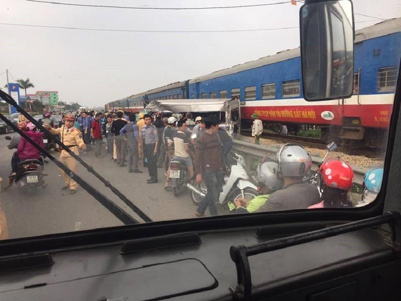 2 vụ tai nạn đường sắt liên tiếp trong ngày - ảnh 1