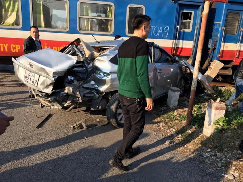 2 vụ tai nạn đường sắt liên tiếp trong ngày - ảnh 2