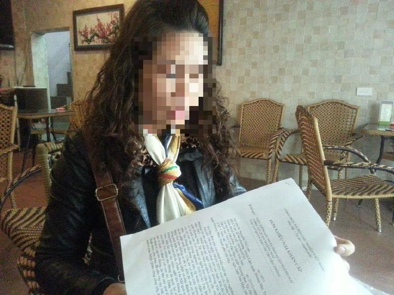 Khởi tố hình sự vụ bé gái 8 tuổi tại Hà Nội bị xâm hại - ảnh 1
