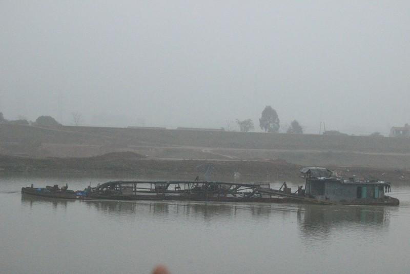 Cận cảnh đoạn sông khiến chủ tịch Bắc Ninh bị de dọa - ảnh 6