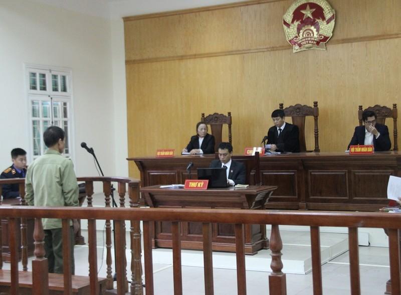 Toàn cảnh phiên tòa xử vụ cháu bé bị tôn cứa cổ - ảnh 5
