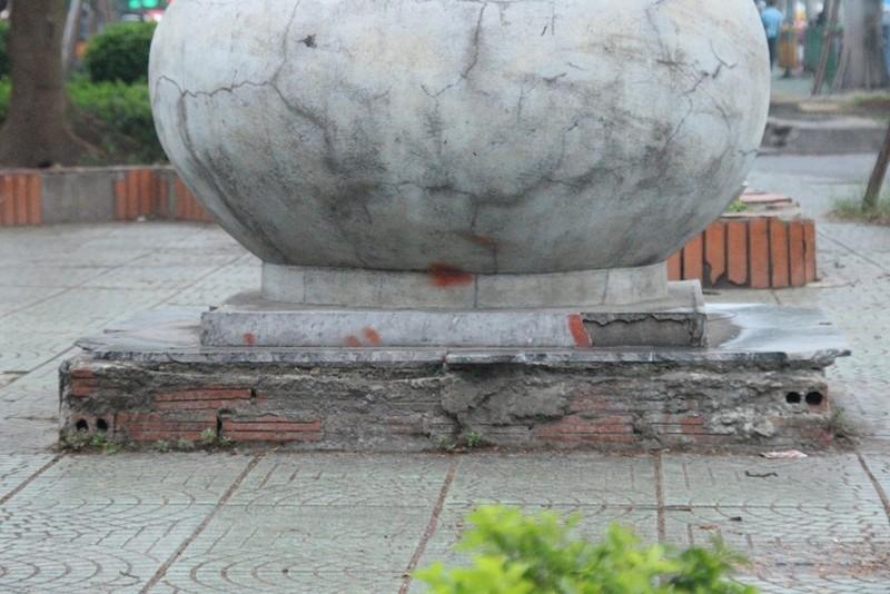 Đồng hồ 'khủng' kỷ niệm 1.000 năm Thăng Long bị hỏng - ảnh 6