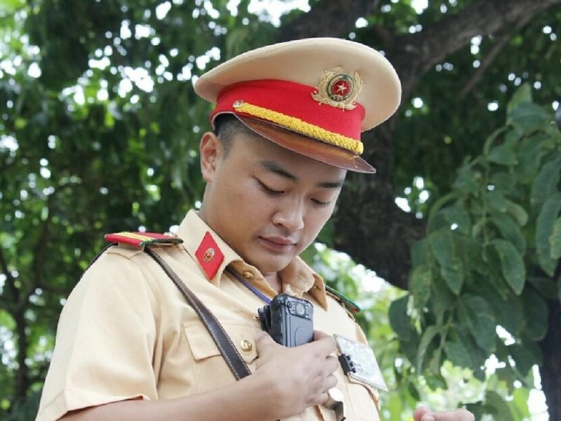 Cảnh sát 141 Hà Nội dùng camera siêu nhỏ - ảnh 2