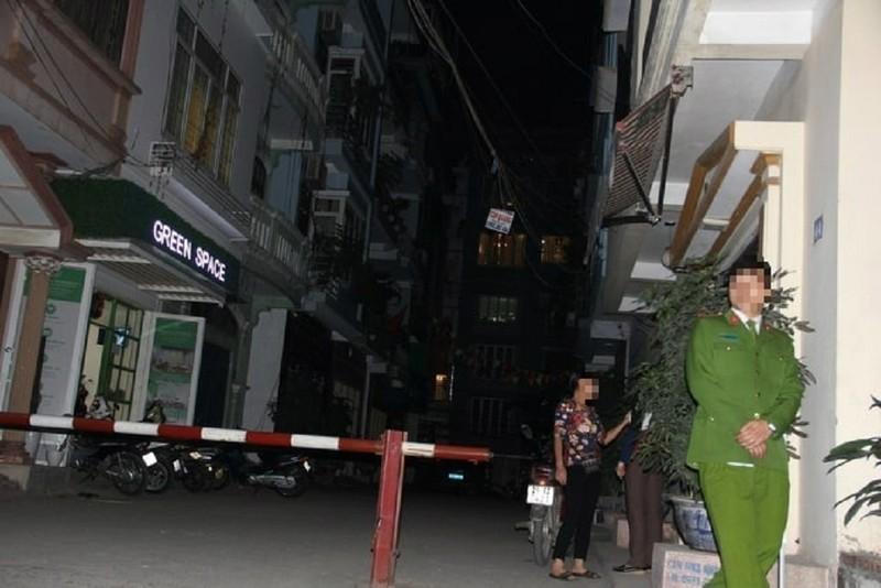 Khám xét nhà nguyên thiếu tướng Nguyễn Thanh Hóa - ảnh 1