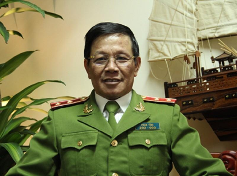 Công an Phú Thọ làm việc với Trung tướng Phan Văn Vĩnh - ảnh 1