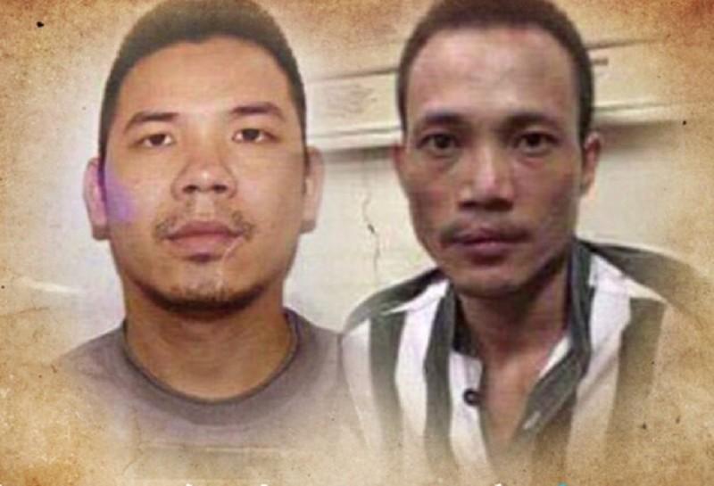 Kế hoạch vượt ngục 'không tưởng' của hai tử tù ma túy - ảnh 1