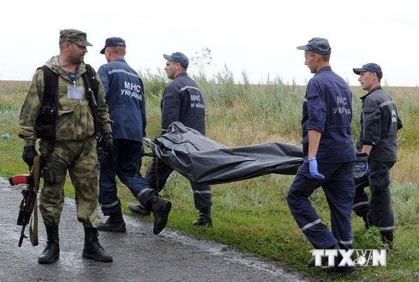 Mỹ: Băng ghi âm của tình báo Ukraine về vụ bắn hạ MH17 là xác thực - ảnh 1