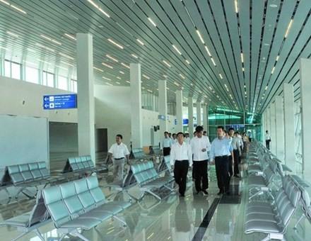 Cảng Hàng không quốc tế Phú Quốc được Tập đoàn T&T ngỏ ý xin đầu tư.