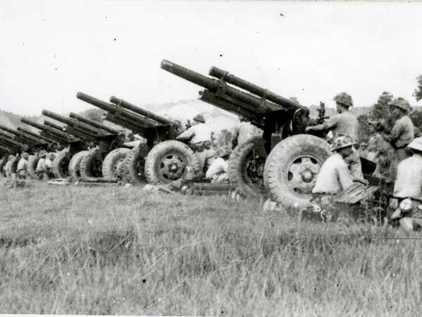 Sức mạnh pháo binh Việt Nam trong Đại thắng mùa Xuân 1975 - ảnh 1