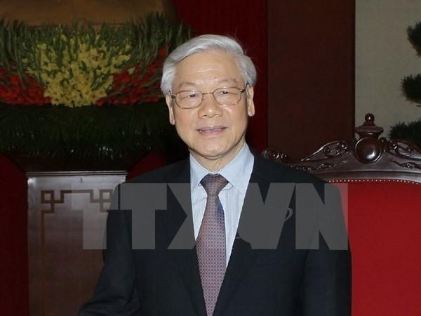 Tổng Bí thư Nguyễn Phú Trọng thăm chính thức CHND Trung Hoa - ảnh 1