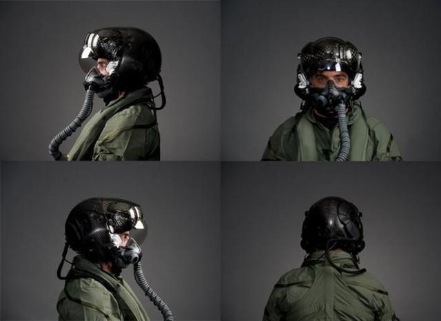Có gì trong mũ bay của phi công F-35 Lightning II giá gần 9 tỷ VNĐ - ảnh 2