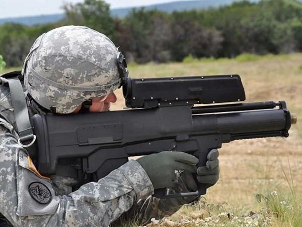Điểm danh những siêu súng tối tân nhất thế giới. - ảnh 10