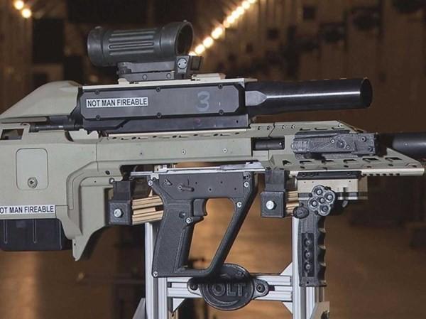 Điểm danh những siêu súng tối tân nhất thế giới. - ảnh 12