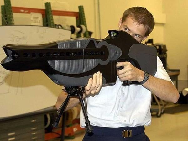 Điểm danh những siêu súng tối tân nhất thế giới. - ảnh 8