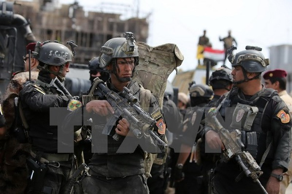 IS bắn 4 chỉ huy cấp cao vì bỏ chạy khi giao tranh với quân đội Iraq - ảnh 1