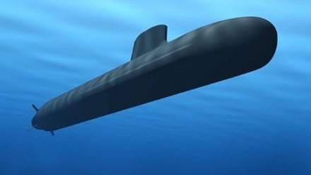 Ảnh đồ họa lớp tàu ngầm Barracuda.