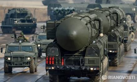 Theo báo cáo, Nga vẫn có thể tăng chi tiêu quân sự trong những năm tới. Ảnh minh họa