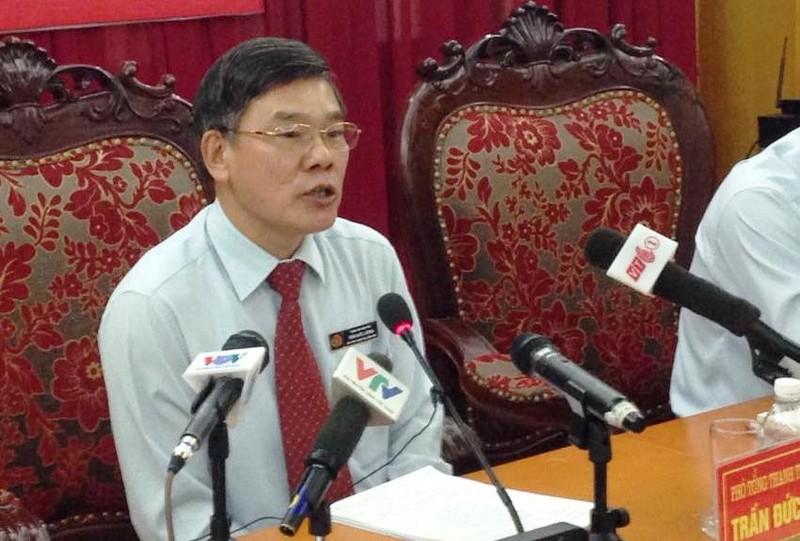 Tổng Thanh tra Chính phủ đề nghị làm rõ vụ chặt cây xanh Hà Nội - ảnh 1