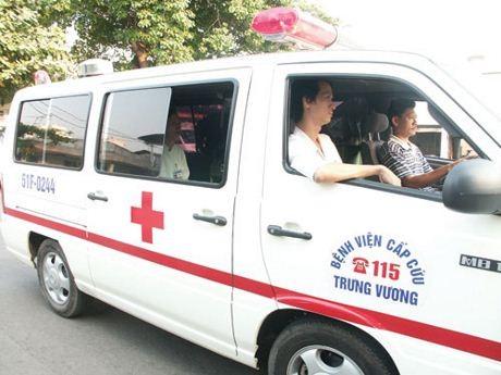 Kinh nghiệm sơ cứu cho người bị tai nạn giao thông - ảnh 1