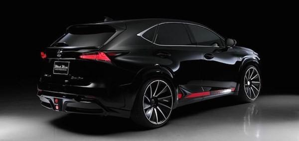 Lóa mắt với Lexus NX độ phong cách VIP của Nhật - ảnh 10