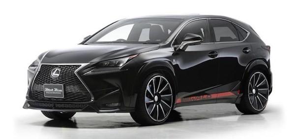 Lóa mắt với Lexus NX độ phong cách VIP của Nhật - ảnh 11