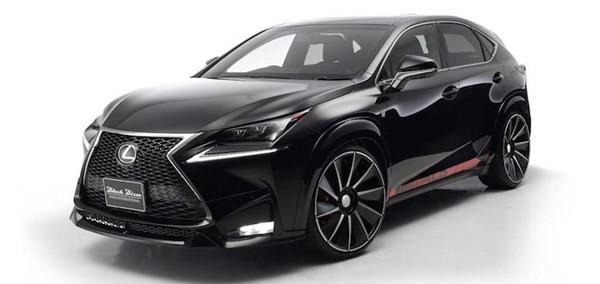 Lóa mắt với Lexus NX độ phong cách VIP của Nhật - ảnh 12