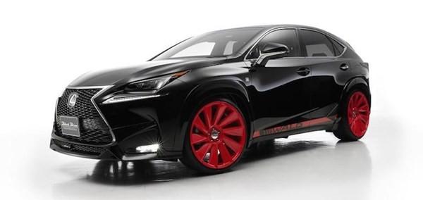 Lóa mắt với Lexus NX độ phong cách VIP của Nhật - ảnh 13