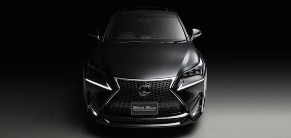 Lóa mắt với Lexus NX độ phong cách VIP của Nhật - ảnh 14