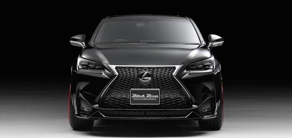 Lóa mắt với Lexus NX độ phong cách VIP của Nhật - ảnh 2