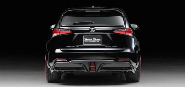 Lóa mắt với Lexus NX độ phong cách VIP của Nhật - ảnh 3