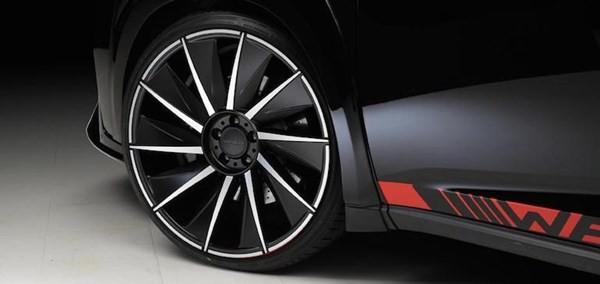 Lóa mắt với Lexus NX độ phong cách VIP của Nhật - ảnh 8