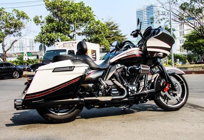 Cận cảnh Harley-Davidson Road Glide Special duy nhất tại Việt Nam - ảnh 6