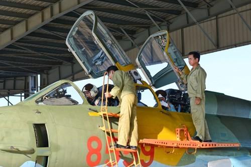 Hình ảnh bay huấn luyện Su-22 tại Trung đoàn không quân 937 - ảnh 4