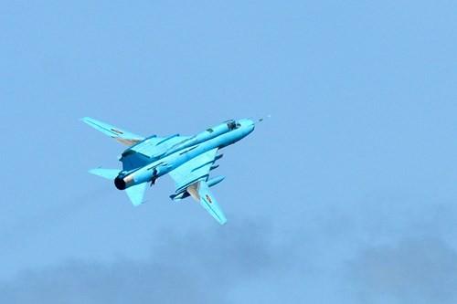 Hình ảnh bay huấn luyện Su-22 tại Trung đoàn không quân 937 - ảnh 11