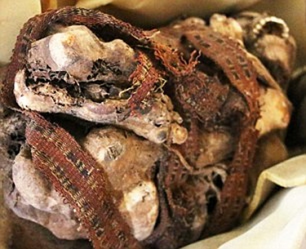 Chết ngất khi phát hiện xác ướp 900 năm mỉm cười - ảnh 4