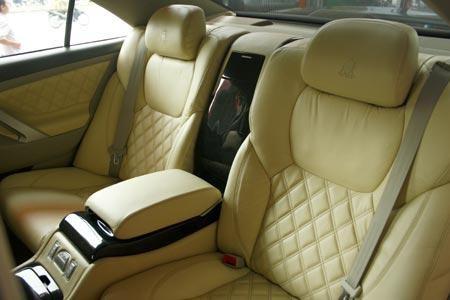 Kinh nghiệm bảo dưỡng ghế da ô tô - ảnh 2