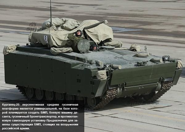 Điểm danh dàn vũ khí Nga ở lễ duyệt binh Ngày Chiến thắng - ảnh 11