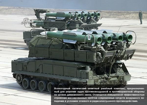 Điểm danh dàn vũ khí Nga ở lễ duyệt binh Ngày Chiến thắng - ảnh 17