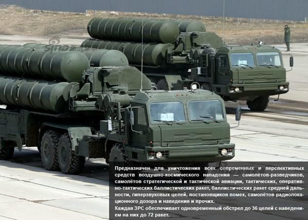 Điểm danh dàn vũ khí Nga ở lễ duyệt binh Ngày Chiến thắng - ảnh 19
