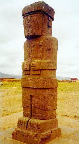 Nam Mỹ: Những bí ẩn về địa danh mang 'dấu ấn bàn tay quỷ' - ảnh 2