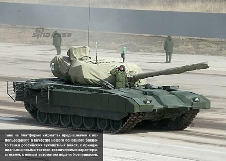 Điểm danh dàn vũ khí Nga ở lễ duyệt binh Ngày Chiến thắng - ảnh 1